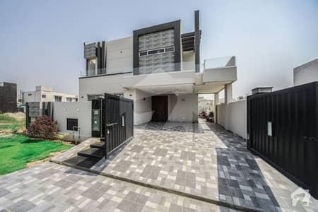 Near DHA Office 10 Marla Brand New Fabulous House For Sale
