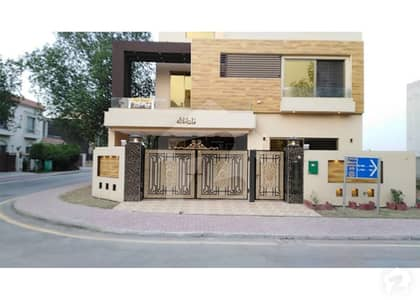 11 Marla Brand New Corner House For Sale In Overseas B Extension Of Bahria Town Lahore