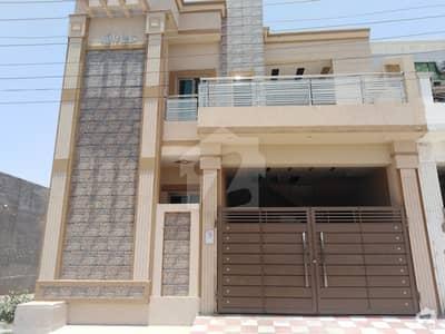 ریاض الجناح سوسائٹی بہاولپور میں 4 کمروں کا 5 مرلہ مکان 80 لاکھ میں برائے فروخت۔