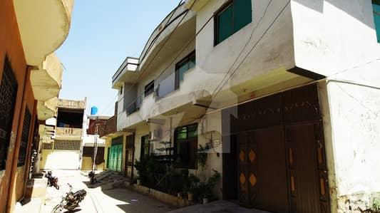 دیگر واہ میں 7 کمروں کا 5 مرلہ مکان 95 لاکھ میں برائے فروخت۔