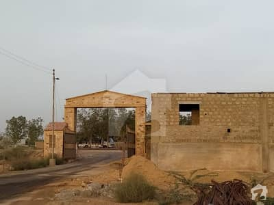 Lease West Open Plot Available In Saadabad Chs