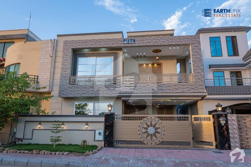 Beautiful Luxury 11 Marla 5 Bed House For Sale In Bahria Town