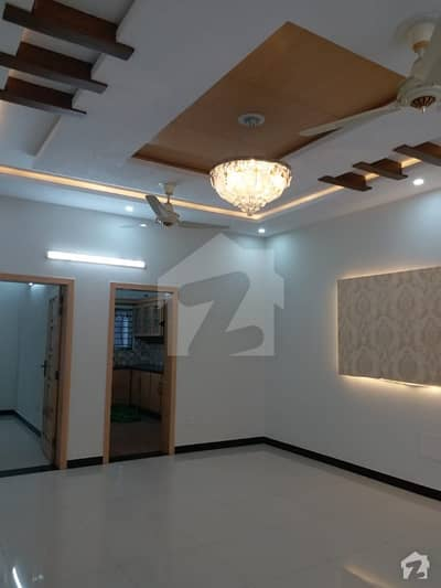 G-13 Brand New Architect Design Double Storey Corner Owner Build House For Sale