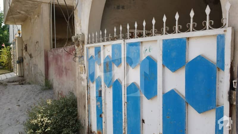 10 Marla Old Home For Sale Near Government General Hospital Peoples Colony 2