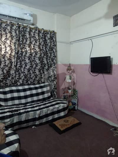 Two Bedroom Flat Maria Luxury Apartment For Sale At Shadman Town Sector 14 B Near Nagan Chowrangi