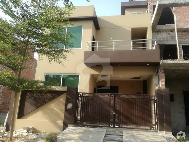 7 Marla Full House Available For Rent In Lake City  Sector M7  Block A