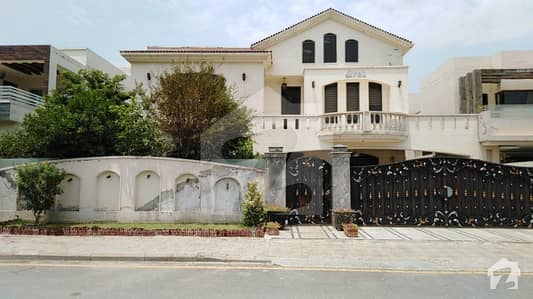 1 Kanal Full Furnished House Is Available For Sale In Bahria Town Overseas A Block Lahore