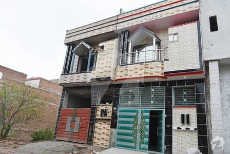 3.5 Marla House In Old Raza Garden Sillanwali Road Sargodha