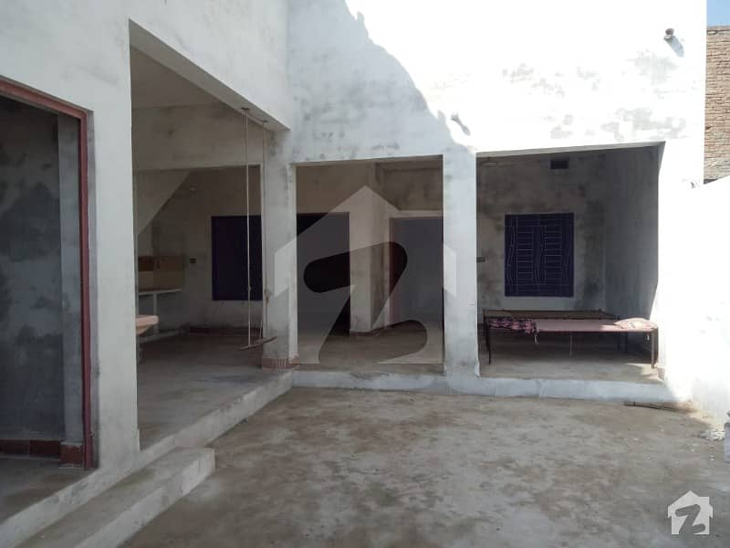 5 Marla House For Sale At Farooqabad