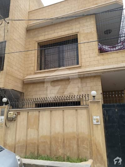200 Sq Yd House For Sale In Almuslim Society Sector 34a