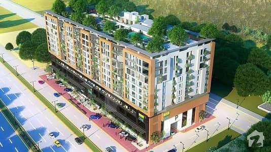 سکائی پارک ون گلبرگ گرینز گلبرگ اسلام آباد میں 1 کمرے کا 4 مرلہ فلیٹ 94.19 لاکھ میں برائے فروخت۔