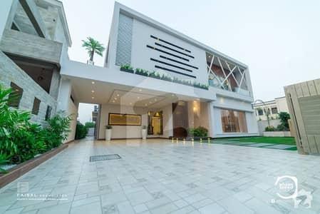 ڈی ایچ اے فیز 6 ڈیفنس (ڈی ایچ اے) لاہور میں 5 کمروں کا 1 کنال مکان 4.05 کروڑ میں برائے فروخت۔