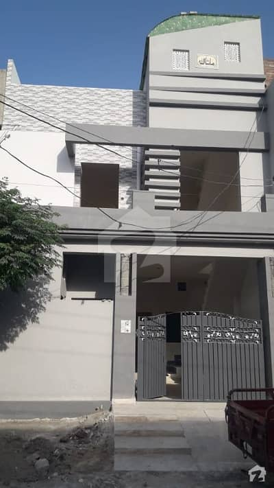5 Marla Newly Constructed Double Storey House For Rent