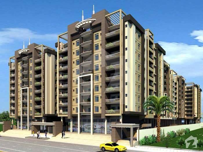 Brand New 3 Bed Luxury Apartment For Rent In Glshan E Roomi Malir Cantt