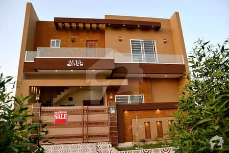 5 Marla Corner House In Tnt Colony