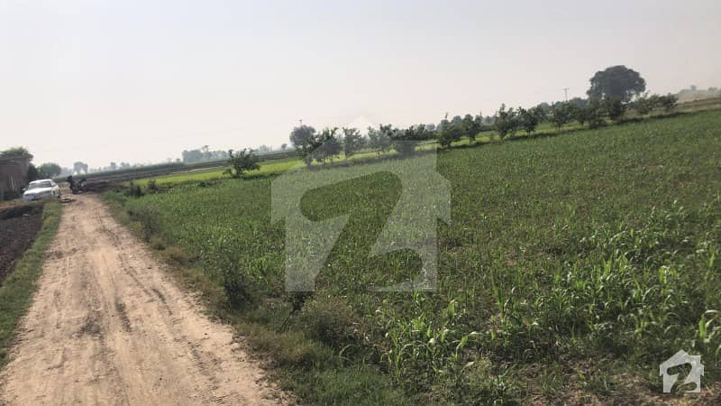 8 Kanal Main Barki Road Land Is Available For Sale Lahore