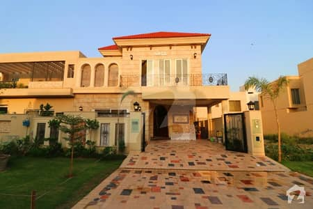 Syed Brothers Offers 10 Marla Brand New Spanish Design Bungalow For Sale