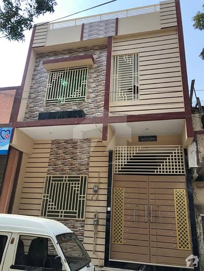 Brand New Ground Plus One Floor House Available For Sale
