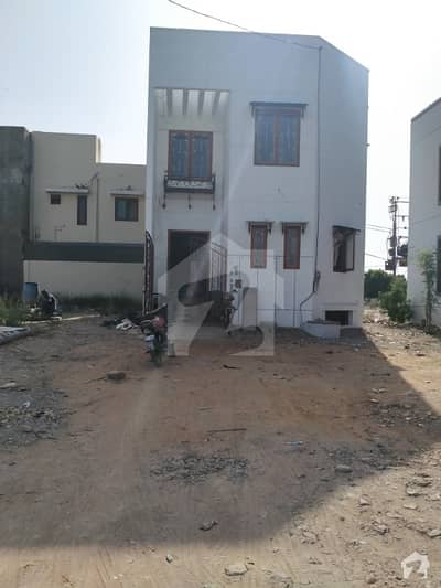 100yard Brand New Bunglow With Basement Plus Extra Land Is Available