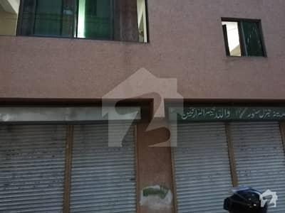 رائل ایونیو اسلام آباد میں 5 مرلہ عمارت 2.7 کروڑ میں برائے فروخت۔