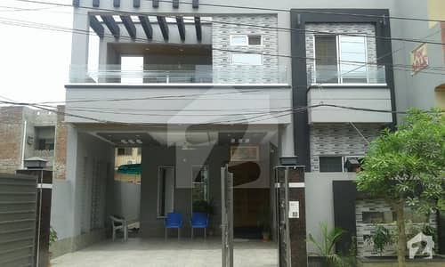 8 Marla Brand New Beautiful House For Rent At Good Location Near To Main Road