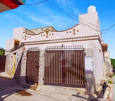 House For Sale On Best Location Of Muzaffargarh - Jhang Road