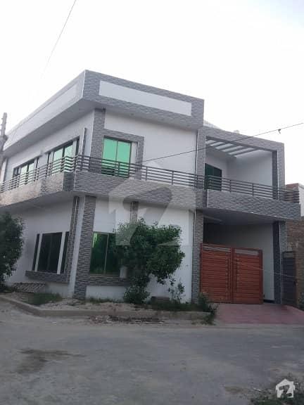 4 Marla Double Storey House For Rent In City Garden Housing Scheme