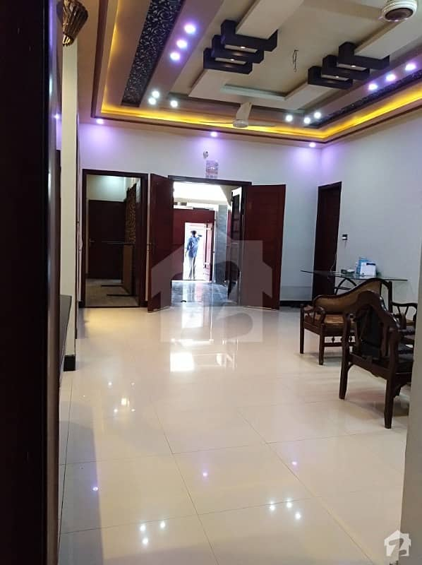 Brand New Double Storay House 240 Yards For Sale At Latifabad Kohsar Housing Society General Public