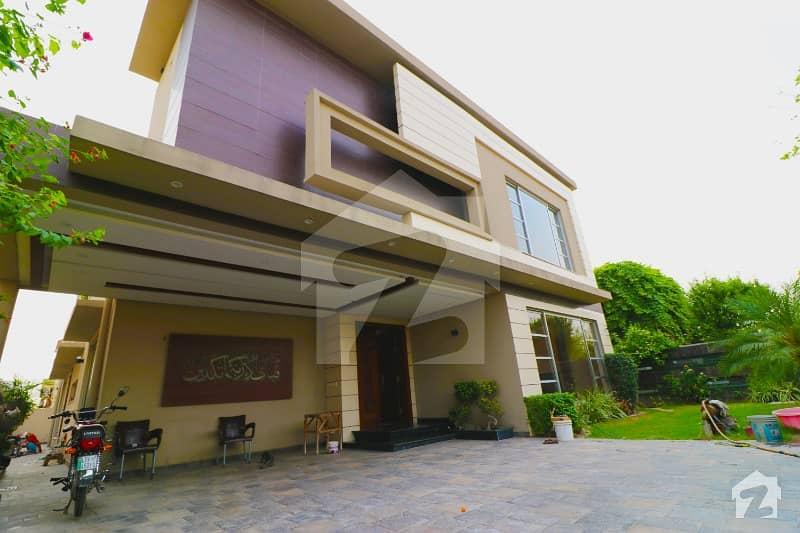 Brand New Luxury Design 1 Kanal Bungalow For Sale