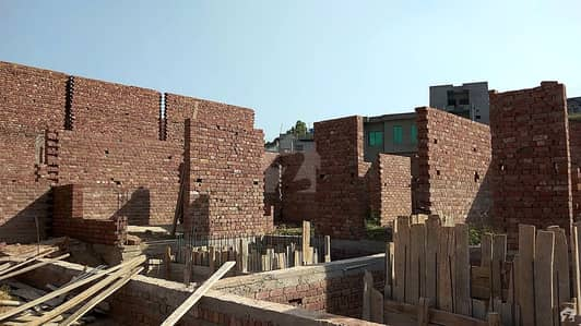 Brand New Double Storey 5 Marla House Is Available On Installments In Block G Soan Garden Islamabad