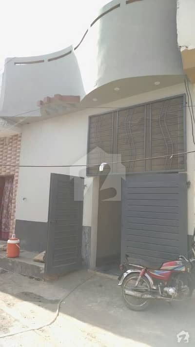 House Is Available For Sale In Sameeja Abad On 20 Feet Road At Near Gujjar Chowk Piran Ghalib Road Multan