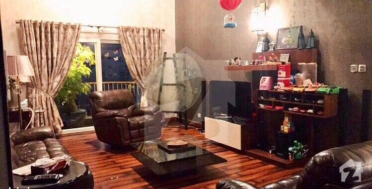 Furnished Pent House At Investment Price