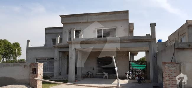 Modern Semi Finished Bedian House For Sale