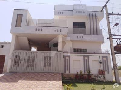 10 Marla Corner Double Storey House For Sale In Block E