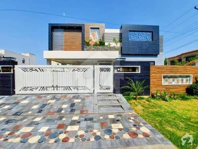 Beautiful Designer Kanal Brand New Bungalow In Phase 1 State Life Society Lahore
