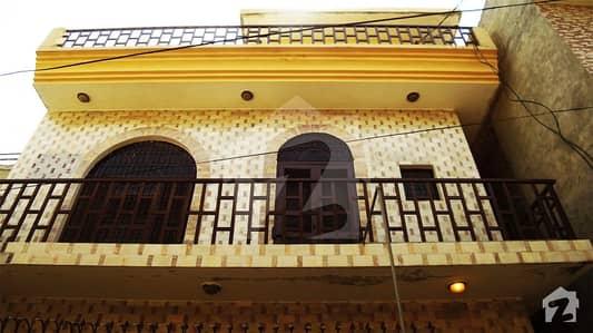 برِٹش ہومز کالونی آئی ۔ 13 اسلام آباد میں 4 کمروں کا 5 مرلہ مکان 95 لاکھ میں برائے فروخت۔
