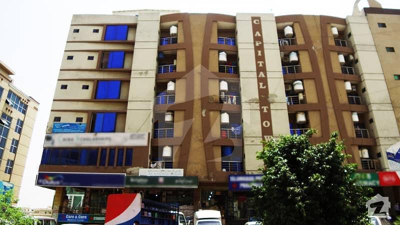 جی ۔ 15 اسلام آباد میں 2 کمروں کا 2 مرلہ فلیٹ 30 لاکھ میں برائے فروخت۔