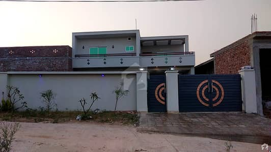 Brand New 10 Marla House Is Available For Sale In Snoober City Adiala Road