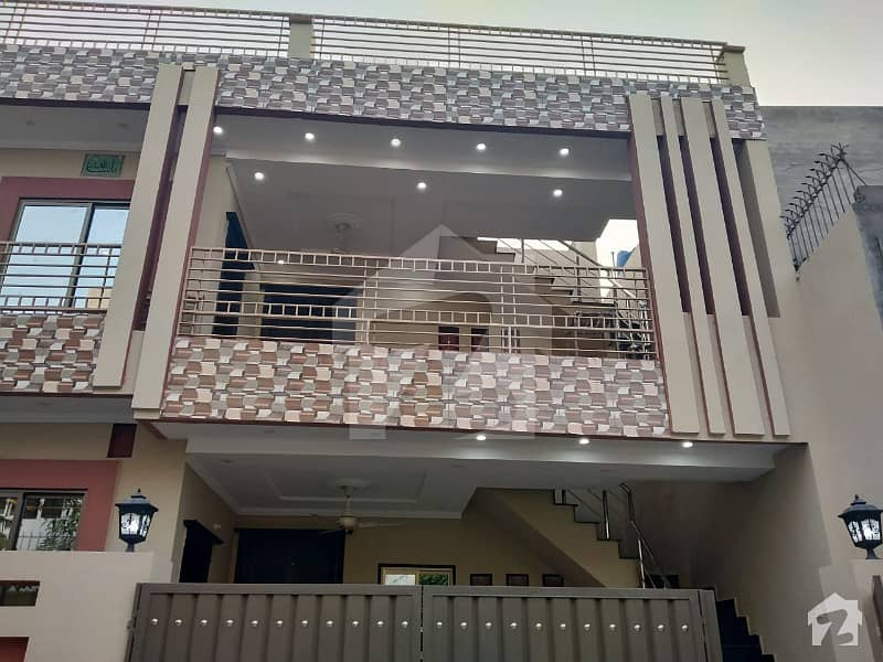 10 Marla Residential House Is Available For Sale At  Punjab Coop Housing  Block A At Prime Location