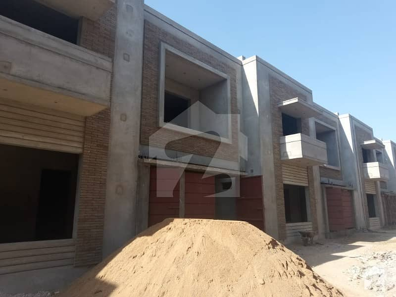 200 Sq Yard Double Storey Bungalow For Sale In Hania City