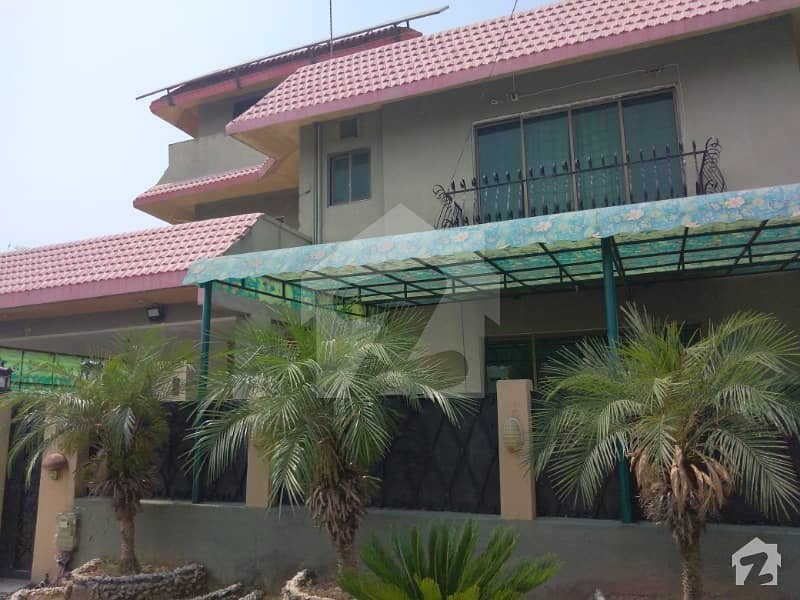 Police Foundation 7 Bedroom House With Extra Land