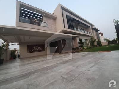 ڈی ایچ اے فیز 6 - بلاک ایچ فیز 6 ڈیفنس (ڈی ایچ اے) لاہور میں 6 کمروں کا 2 کنال مکان 19.25 کروڑ میں برائے فروخت۔