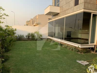 19 Marla Brand New Luxury House Available For Sale In Ayesha Block Abdullah Garden Canal Road