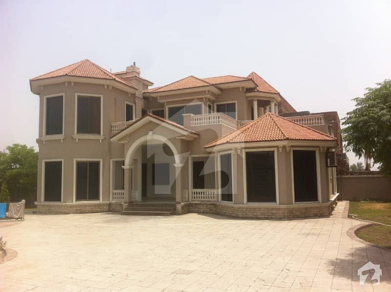 5 Kanal Furnished Farmhouse For Rent On Bedian Road