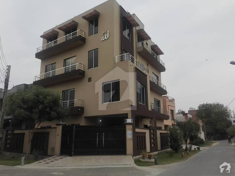 2nd Floor Flat Is Available For Rent