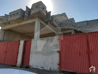 House At New University Model Town Nasir Bagh Road Peshawar