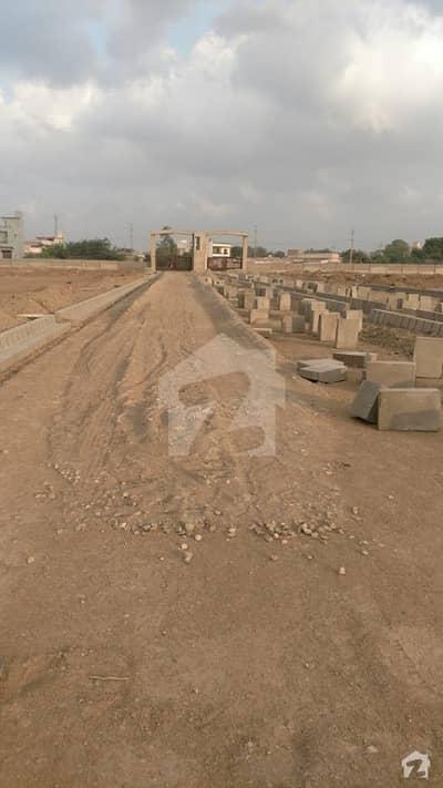 قاسم آباد لیاقت آباد کراچی میں 5 مرلہ رہائشی پلاٹ 45 لاکھ میں برائے فروخت۔