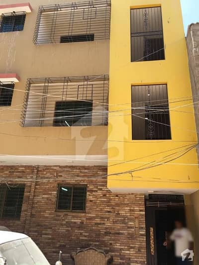 Ground+2 House Is Available For Sale