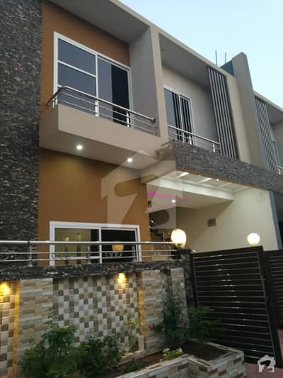 5 Marla House For Sale  Single Storey  1 Room