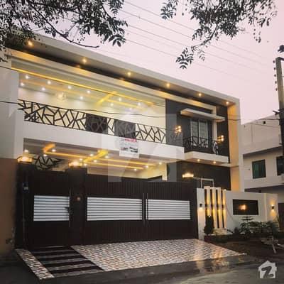10 Marla Full Double Storey House Vvip For Sale